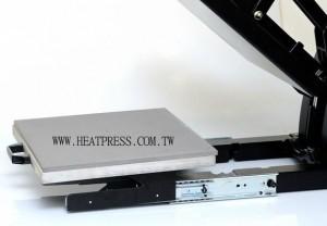 熱轉印機進行紡織印刷的固化