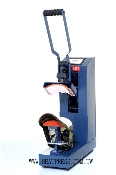 熱轉印設備-網帽轉印機
