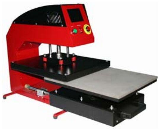 氣動型熱轉印設備